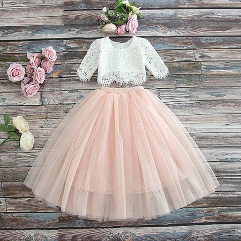 Floral Girls Dress Summer Princess Embroidery Flower Party Clothing Kids Dresses for Girls Evening Formal Gown Children ClothesFloral Girls Dress Summer Princess Embroidery Flower Party Clothing Kids Dresses for Girls Evening Formal Gown Children Clothes