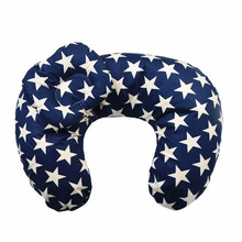 U-Shaped Maternity Baby Breastfeeding Pillow Infant Cotton Feeding Waist Cushion Adjustable For Z792