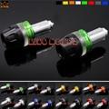 Hot Sale For YAMAHA FZ-09 MT09 MT07 YZF-R1 YZF-R6 YZF-R25  Motorcycle Accessories Handlebar Grips Bar End Green