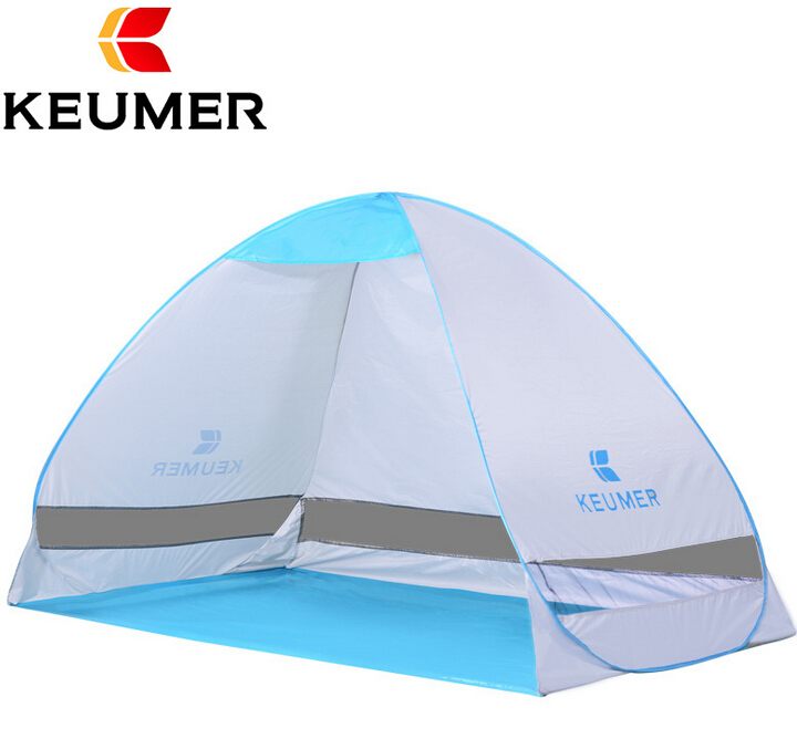KEUMER 1-2 persons UV Protection Quick Automatic Opening Beach Tent Protable Ultraviolet-proof summer beach tent 45cm creative mushroom pillow soft cushion vegetable plush toys at home decorate doll stuffed plush birthday gift