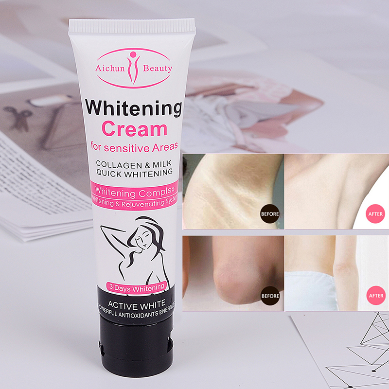 Women Whitening Cream Dark Skin Armpit KneeThigh Cream Body Creamv Thigh Skin Elbow Lightening For Bikini Underarm