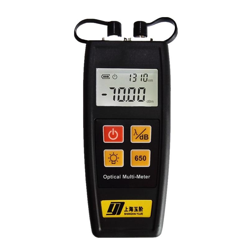 Fiber Optic Mini Optical Power Meter -50~+26dBm and Visual Fault Locator 30mwFiber Optic Mini Optical Power Meter -50~+26dBm and Visual Fault Locator 30mw
