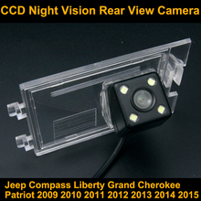 For Jeep Compass Liberty Grand Cherokee Patriot 2009 2010 2011 2012 2013 2014 2015 Car CCD Night Vision Backup Rear View Camera