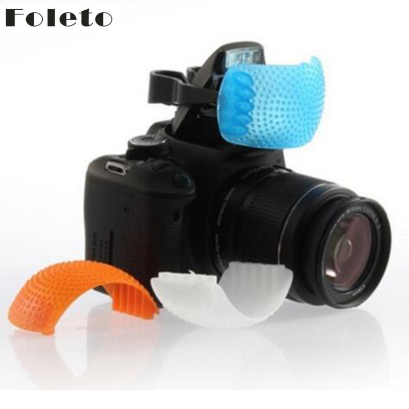 Free Shipping  3 Color Pop Up Flash Diffuser For Canon 500d 600d 700d 70d 5d3 Nikon D90 D7000 D5100 D3000 D80 D70 D60 D3100 DSLR