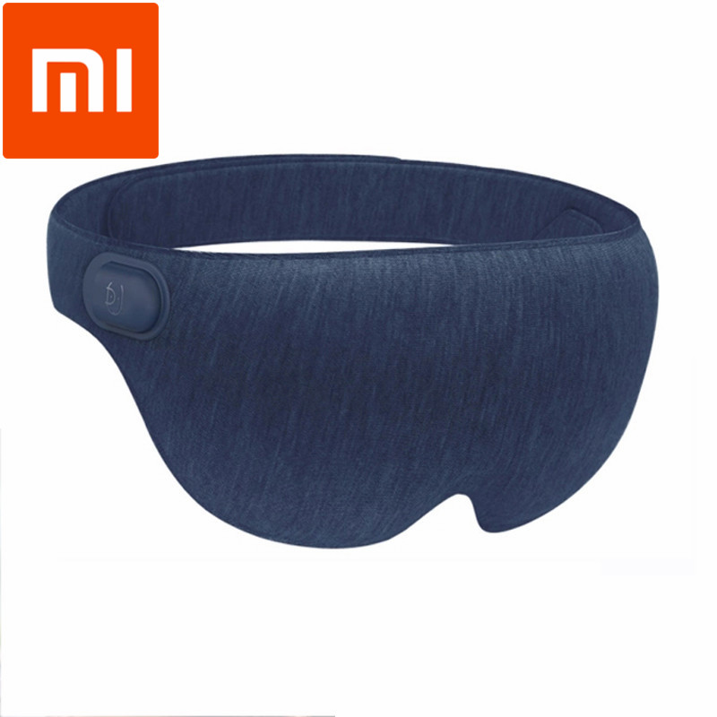 Xiaomi 5V 5W USB Hot Steam Rest Eye Mask Patch Outdoor Travel Airplane Eyeshade Cover Blindfold Maks Relieve Health Care Tool цена
