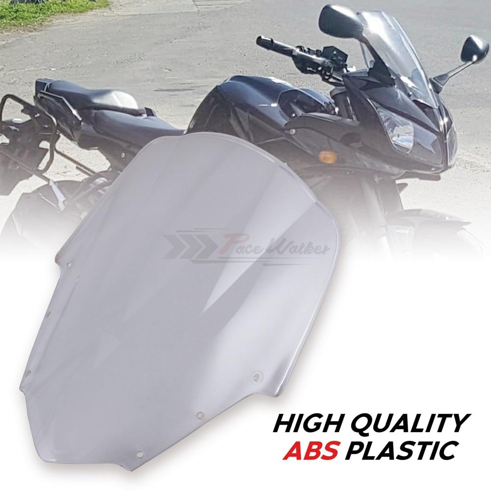Image 5 - For Yamaha FZ1 Fazer FZ1S FZS1000S Bike Motorcycle Motorbike Windshield/Windscreen Transparent 2006 2011 2007 2008 2009 2010-in Windscreens & Wind Deflectors from Automobiles & Motorcycles