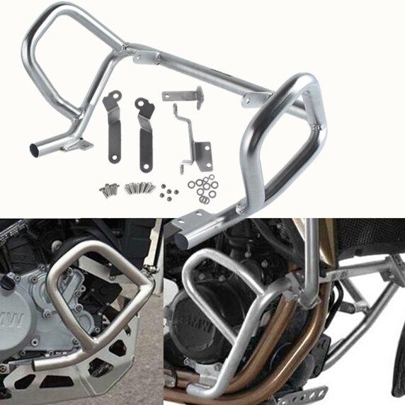 Lower Crash Bar Frame Sliders Bumper for 2017 2018 BMW G310GS G310R G 310GS 310R Engine Guard Bars Falling Protection