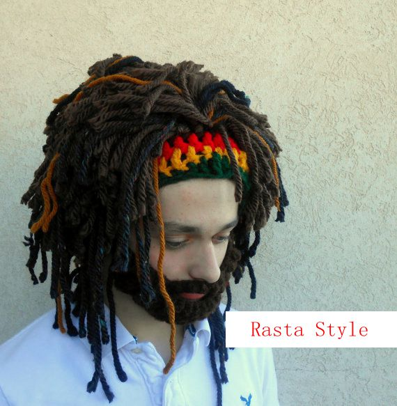 Real Dreadlock Wig 59