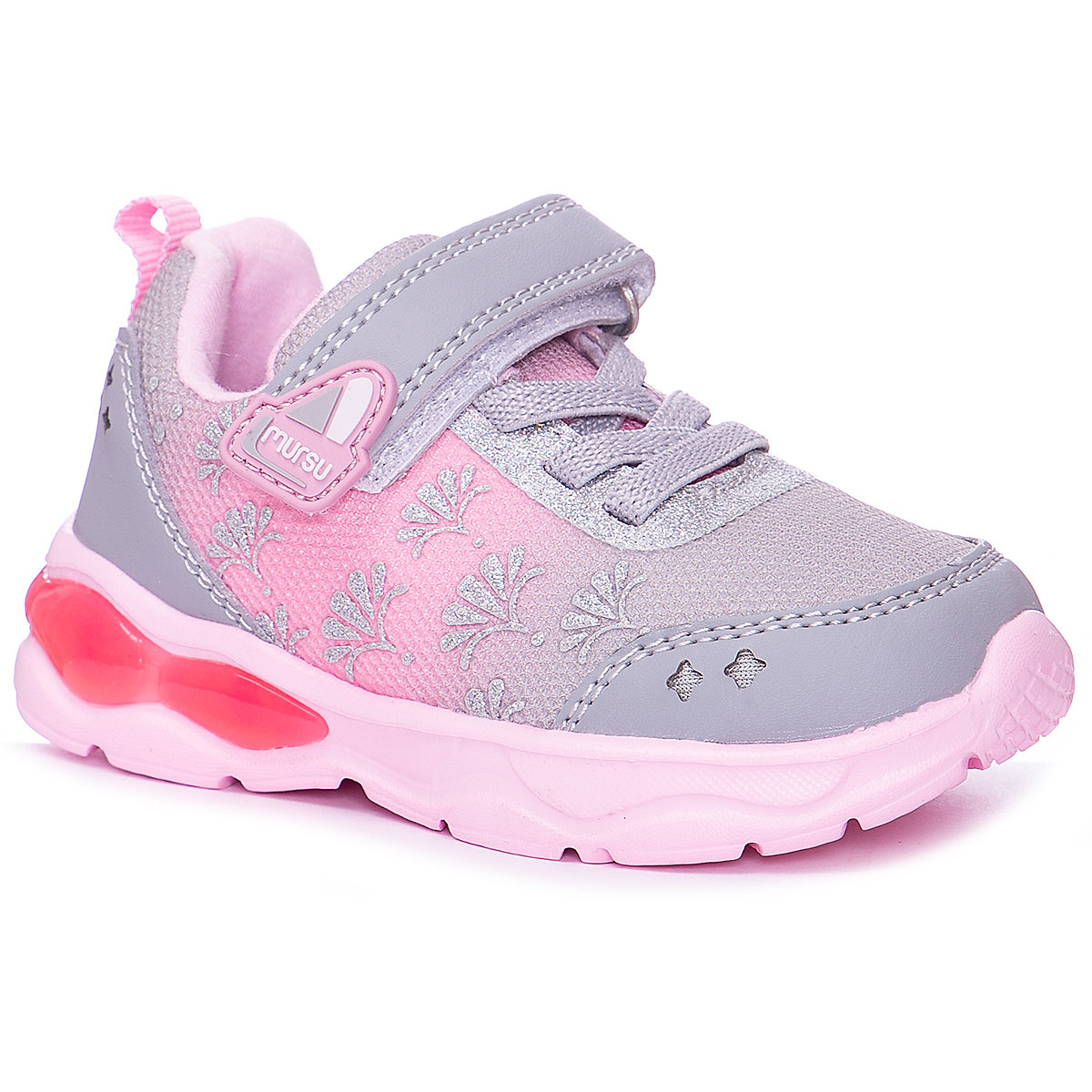цена MURSU Kids\' Sneakers 10612169 10612152 children\'s sports running shoes Spring Autumn Girls Girl MTpromo онлайн в 2017 году