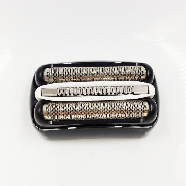 32B 32S 21B  Black Shaver Foil blade Shaver Head for Braun 3 Series SmartControl 320S 4 330S 340S 5 380 390 350CC 330S Cassette