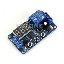 Автоматизация релейный задержки таймер дисплей переключатель модуль главная цифровой led в