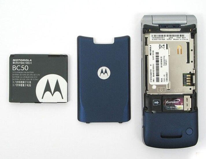 Image 5 - 100% Original Motorola Krzr K1 Flip Unlocked GSM Bluetooth MP3 FM Radio Mobile phone Refurbished Free shipping-in Cellphones from Cellphones & Telecommunications