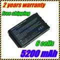 JIGU Laptop Battery FOR Hp Compaq Business Notebook NC4200 NC4400  TC4200