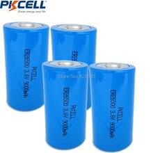 4 шт. ER 26500 ER26500 3,6 V 9000mAh 9A литиевая батарея C Li-SOCl2 батарея превосходное LR14 R14P C 1,5 V батарея