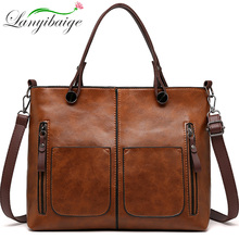 Vintage Womens Hand bags Double Pocket Designers Luxury Hand
