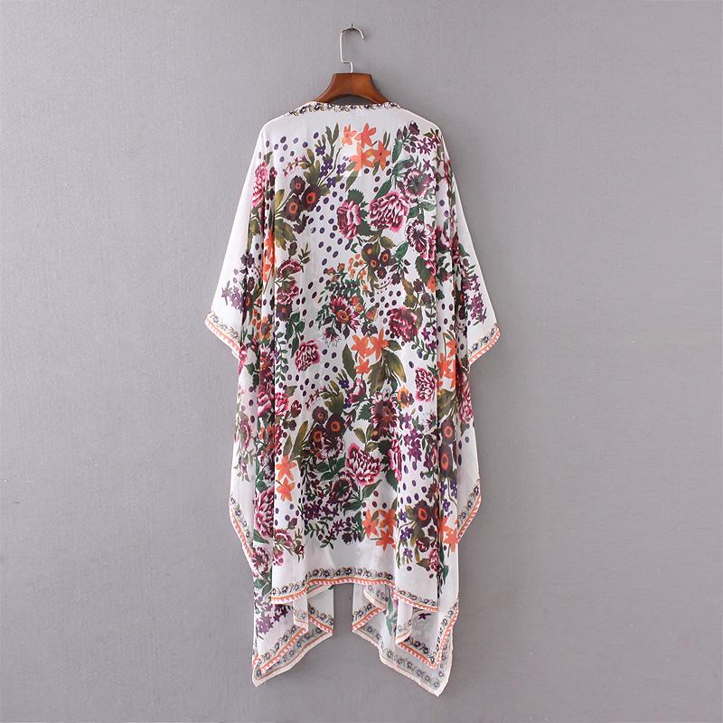 HTB1ikr.PpXXXXajXFXXq6xXFXXXF - Kimono Knits Cape Cardigan Blusa Feminina Casual Shirts