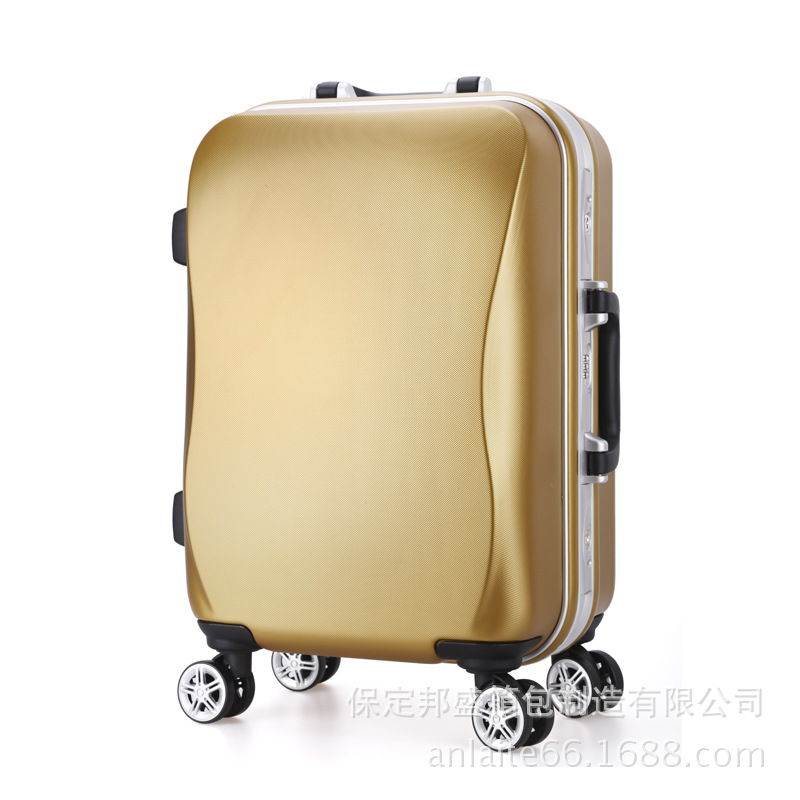 New Fashion 24 inch Aluminum framel Rolling Luggage Men Trolley Spinner Women Trunk 20 inch Boarding Box Travel Bag Suitcase travel aluminum blue dji mavic pro storage bag case box suitcase for drone battery remote controller accessories