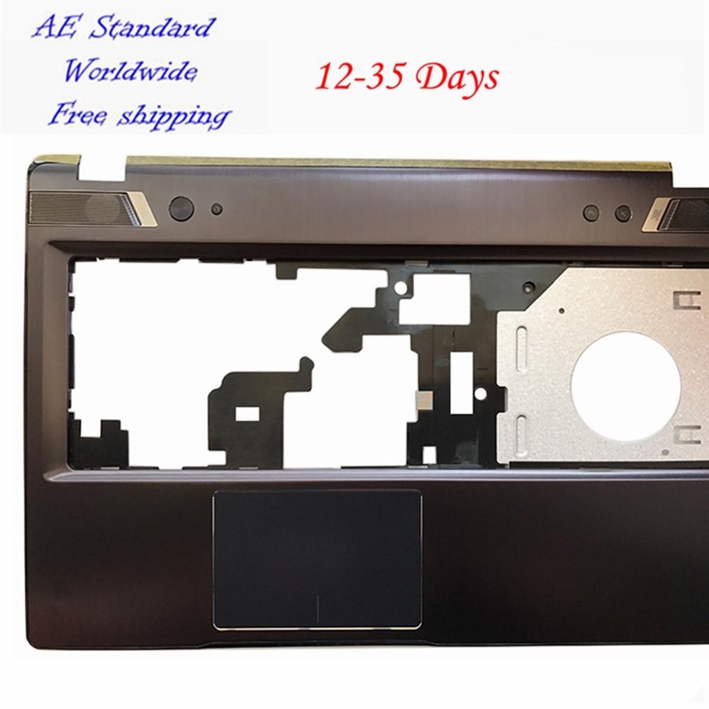 New For Lenovo For Ideapad Y580 Y580A Y580P Y580N Y585 Palmrest Upper case cover Black PN:90200841 C CaseNew For Lenovo For Ideapad Y580 Y580A Y580P Y580N Y585 Palmrest Upper case cover Black PN:90200841 C Case