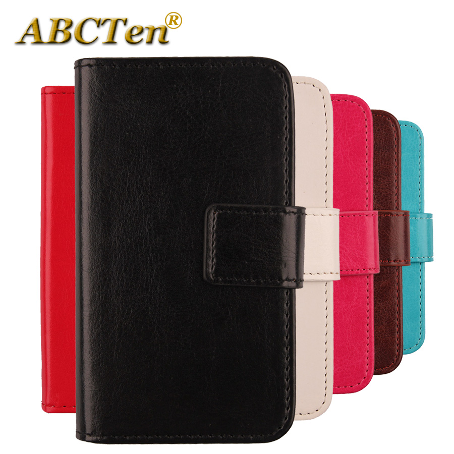 info for 5ec8a 51ae8 US $3.99 |ABCTen High Quality Mobile Phone Cover Flip PU Leather Wallet  Bags Case For Argos Bush 5 Inch Android Smartphone-in Flip Cases from ...