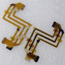 2 STKS LCD scharnier draaien shaft Flex Kabel voor Sony DCR SR32 SR33 SR42 SR52 SR62 SR72 SR82 SR190 SR200 SR290 SR300 Video Camera