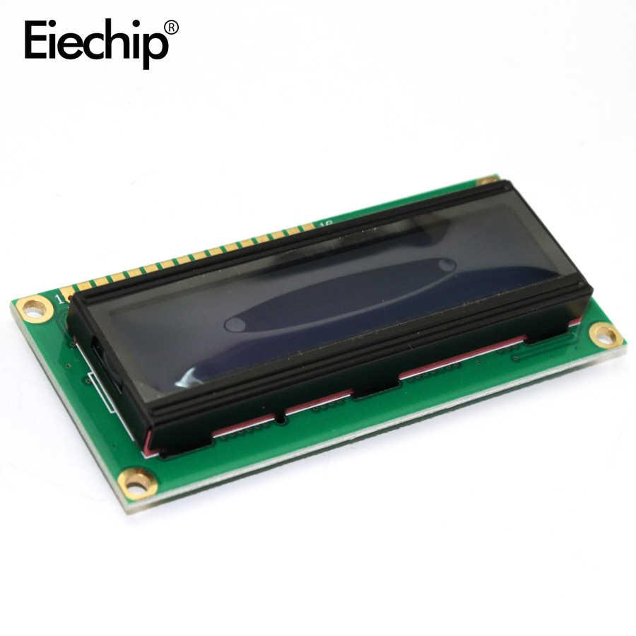 Pour arduino LCD1602 module tft écran 16x2 LCD rétro-éclairage Module d'affichage LCD 1602 5V écran vert et blanc code bricolage électronique