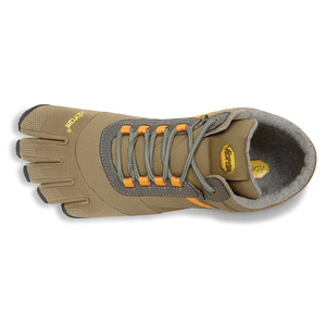 Image 5 - Vibram Fivefingers Trekฉนวนผู้ชายรองเท้าผ้าใบกีฬากลางแจ้งฤดูหนาวWARM Woolการฝึกอบรมเดินป่ารองเท้าปีนเขา