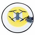 2 pcs/lot DJI Mavic Pro Phantom 4/3/2tarmac Drone landing pad for drones Parking Apron Foldable Retractable