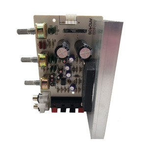 Image 5 - Sanyo Dikke Film Chip 2X50 W AC15 18V 2.0 Stereo Audio High Power Versterker Gemonteerd Board E1 006