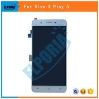 Flporia 100% Best качество НОВЫЙ ДЛЯ VIVO X Play 5 полный ЖК дисплей Дисплей Сенсорный экран планшета Ассамблеи Бесплатная доставка