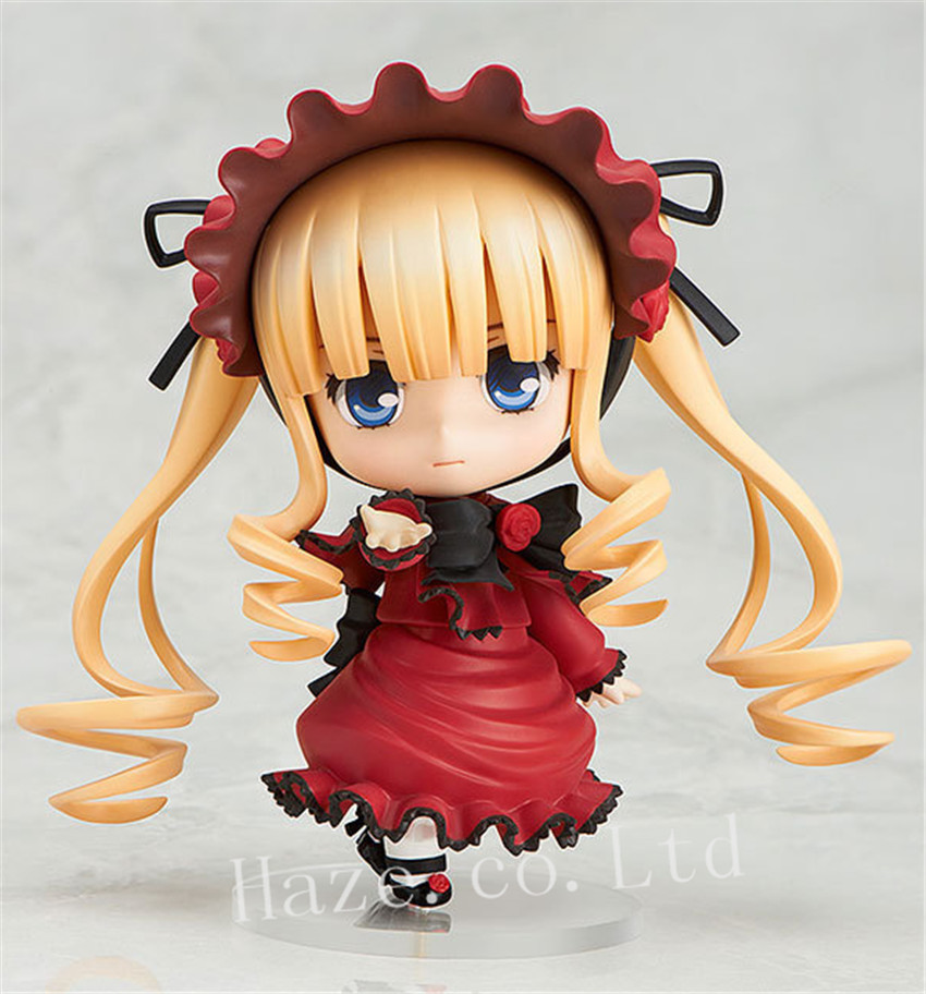 Rozen Maiden Shinku Nendoroid 10cm PVC Action Figure New in Box