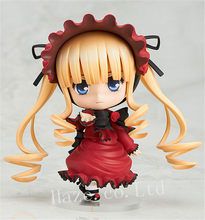 Rozen Maiden Shinku Nendoroid 10cm PVC Action Figure New in Box(China)
