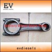 Für mitsubishi gabelstapler motor s4e2 s6e2 pleuel/pleuel 2 stücke|rod|rod engine  -