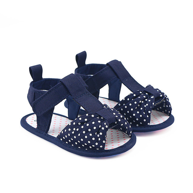 Baby denim shoes 2