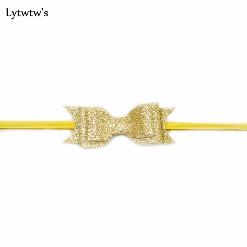 תינוקת אביזרי שיער להקת בגדים קשתות יילוד כיסוי ראש Headwear גומייה לשיער מתנה פעוטות אלסטי ילדים