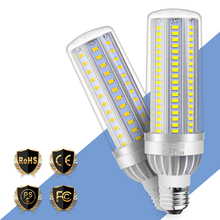 E27 Corn Bulb LED Lamp 50W Light E26 110V 25W 35W Lampada 220V High Power Warehouse Lighting 5730 SMD