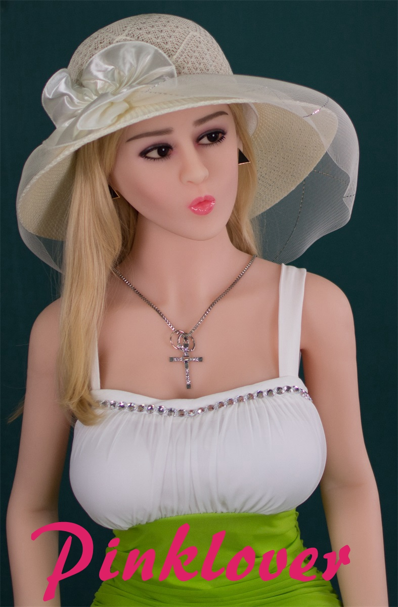158cm 2017 new TPE love doll with artificial vagina real pussy sex dolls for men