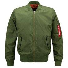 Мужская спортивная куртка с воротником-стойкой для боулинга, бейсбольная рубашка пилота ВВС, тактическая одежда, куртка для бадминтона, спортивная одежда, хлопковое пальто