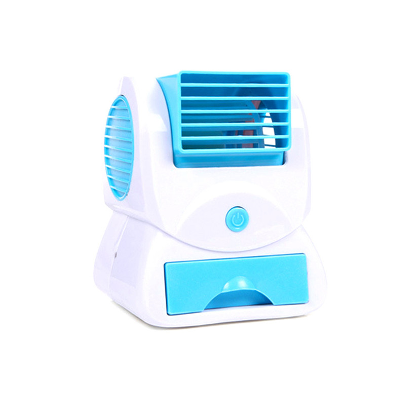 Aliexpress.com : Buy CARPRIE Cooling Fans Mini Desktop Air Conditioner USB Rechargeable Small ...