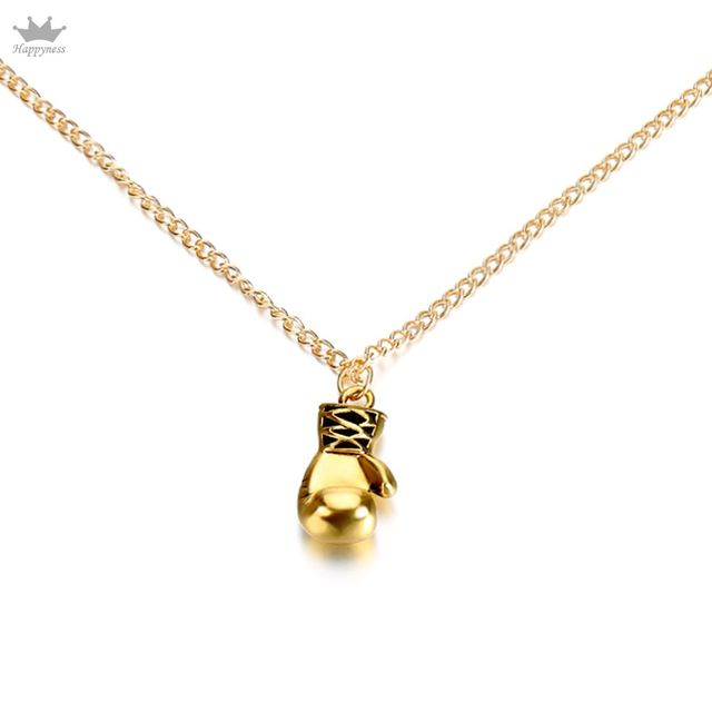 Fashion Men Women Gold Pleated Necklace Unisex Jewelry Casting