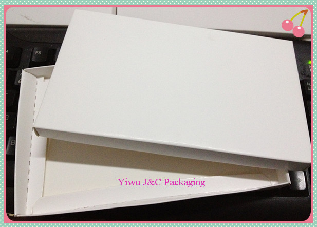100pcs 18x11cm Wedding Invitation BoxWedding Box2PC White Party
