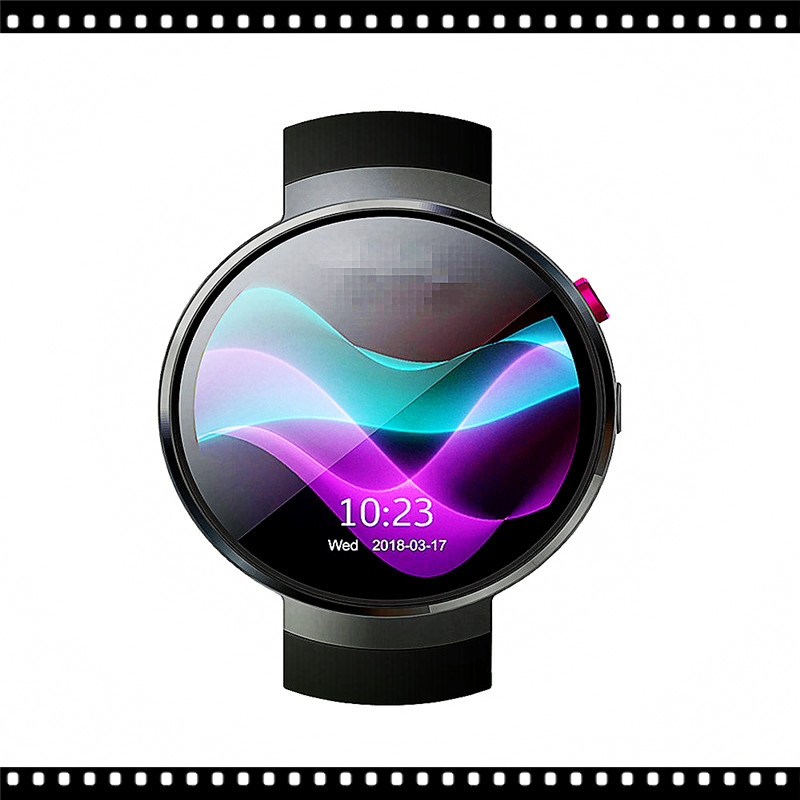 SIM card smart watch camera Android 7.0 smart watch 4g smart watch phone heart rate 1gb + 16GB memory with camera 1 6 screen stainless steel bluetooth 3 0 sim camera hd dv recording pedometer 4g memory smart watch phone security msn p20