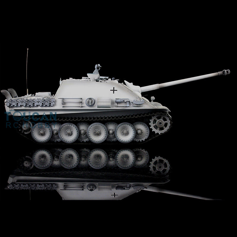 HengLong 1/16 Scale Winter Snow German Cheetah RC RTR Tank Model Metal Tracks Wheels 3869 все цены