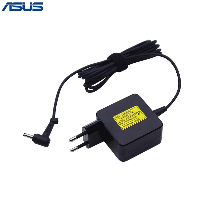 ASUS 19V 1.75A 33W AC Laptop Power Adapter Travel Charger For ASUS Vivobook S200 S220 X200T X202E X553M Q200E X201E ADP-33AW factory price 19v 1 75a 33w laptop ac power adapter charger for asus eeebook x205t x205ta
