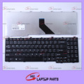 Free shipping Notebook keyboard for Lenovo G550 US BLACK laptop keyboards NSK-B10SC