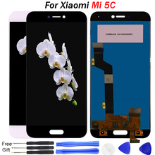 For Xiaomi Mi5C Mi 5C Display Touch Screen Glass LCD Digitizer Assembly mobile replace MI 5c