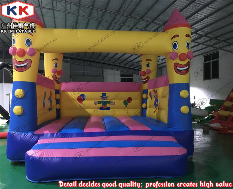 Clown Inflatable font b Bouncer b font Inflatable Kids Play House