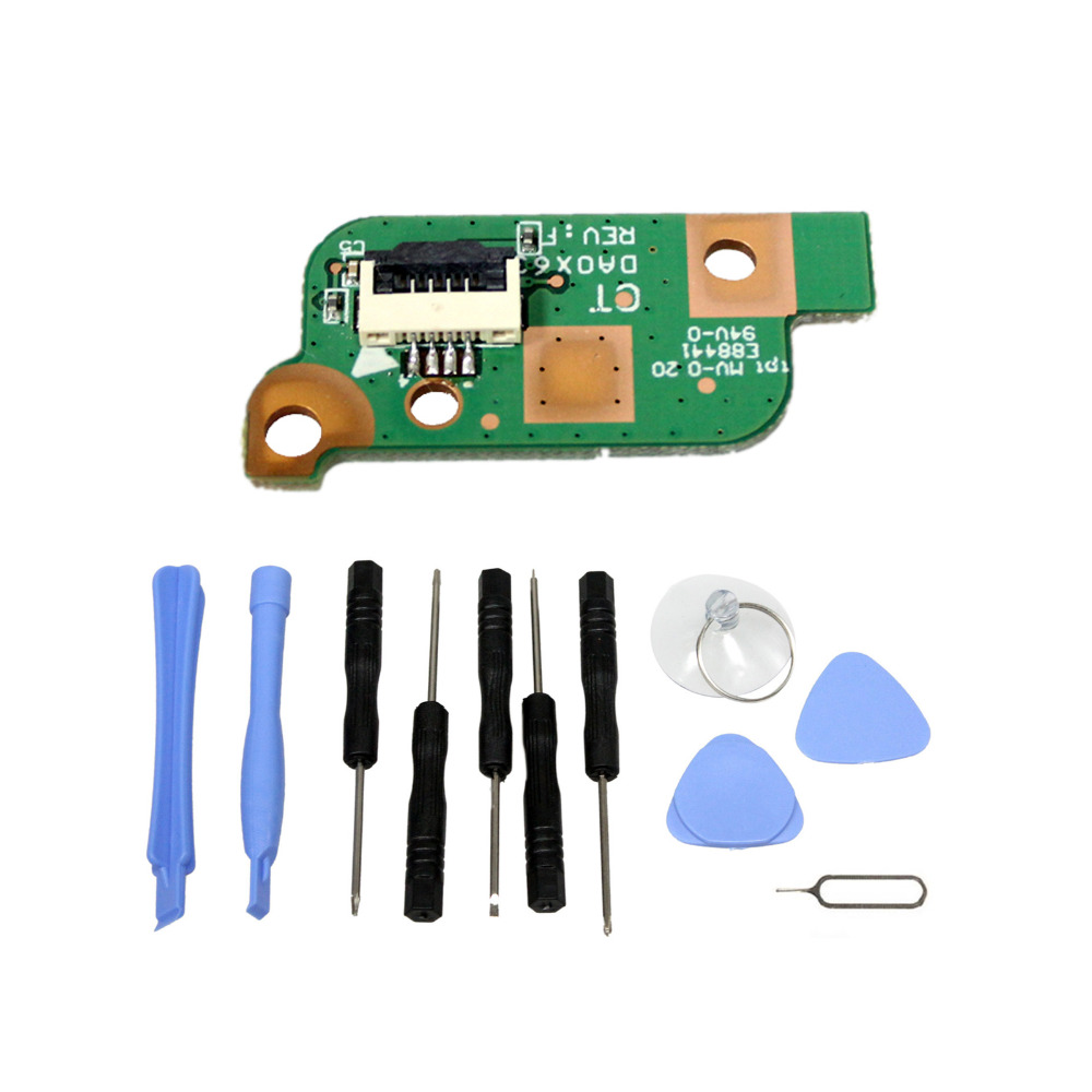 Honest Jintai 5pcs Oem Power Switch On Off Button Board For Hp Probook 455 G3 Dax63th16f1 New tools Laptop Elegant In Style