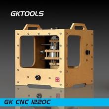 Gktools 20 см х 12 см DIY Рабочего Гравировальный машина мини-машина с ЧПУ рельеф pcb два Цвет Таблички может резные оффлайн