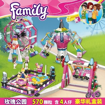 City Girl Figures Building Blocks Compatible legoing Friends Bricks Educational Toys for Children5583