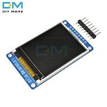 """1.8 """"מלא צבע 128x160 SPI 1.8 אינץ מלא צבע TFT LCD תצוגת מודול ST7735S 3.3V להחליף OLED כוח אספקת עבור Arduino DIY"""